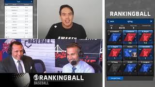 RankingBall Broadcast Baseball Philadelphia vs. San Francisco 81119 - RankingBall Broadcast Baseball - Philadelphia vs. San Francisco 8/11/19