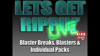 Lets Get Rippin October 18th Live Baseball Card Rips and Breaks - Let's Get Rippin' - October 18th - Live Baseball Card Rips and Breaks