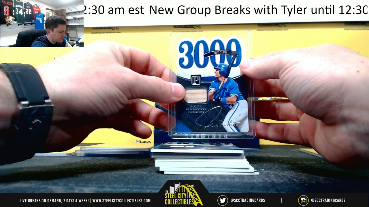2016 Panini Pantheon Baseball 4 Box Case Random Serial Group Break 64 - 2016 Panini Pantheon Baseball 4-Box Case Random Serial # Group Break #64